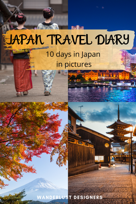 Amazing Japan travel photography to show you the best of the Land of the Rising Sun! Check out how we spent 10 days in Japan!   #japan #travel #photography #wanderlust