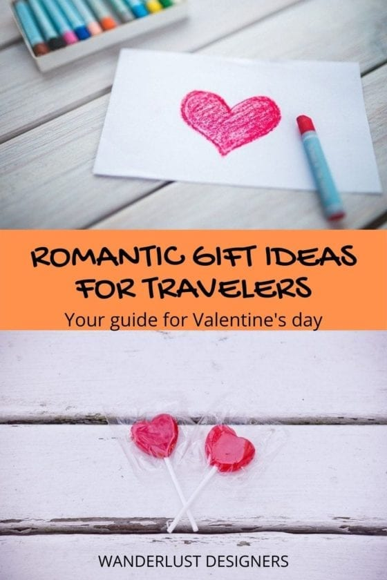 Valentine's gifts for travelers | Looking for the perfect romantic gifts for travelers? Find 30+ unique travel gift ideas in this perfect guide! #travel #travelgiftideas #travelgifts #travelproducts | Unique gifts for  travelers | Travel gift list | travel gifts for couples | travel gifts for him | travel gift ideas for women