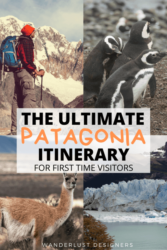 Searching for the ultimate Patagonia itinerary? Check out this article the best things to do in Patagonia in 10 days! | What to do in Patagonia | Travel tips Patagonia | Bucket list | #travel #wanderlust #itinerary #Southamerica #patagonia