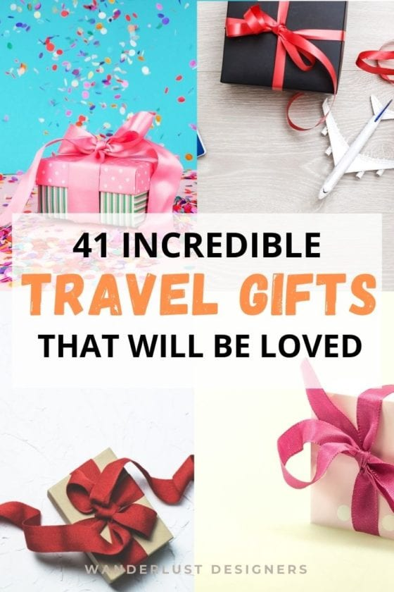 Gift ideas for travel lovers | looking for a gift for a traveler in your life? Check out this ultimate list - everything from travel gear to travel gadgets to luxury travel gift ideas is here! | gift guide for traveler | travel gift ideas | #travel #gifts #christmas