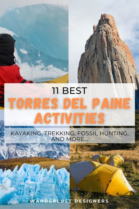 What to do in Torres del Paine   There are so many more things to do in Torres del Paine thank just hiking. Go kayaking, cruising, on animal safaris and so much more! Find out the best Torres del Paine has to offer in our article!   #torresdelpaine #patagonia #torresdelpaine #activities #traveltips   what to do in Torres del Paine   parque nacional Torres del Paine  