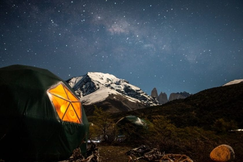 EcoCamp Patagonia by Steve Burns 500px