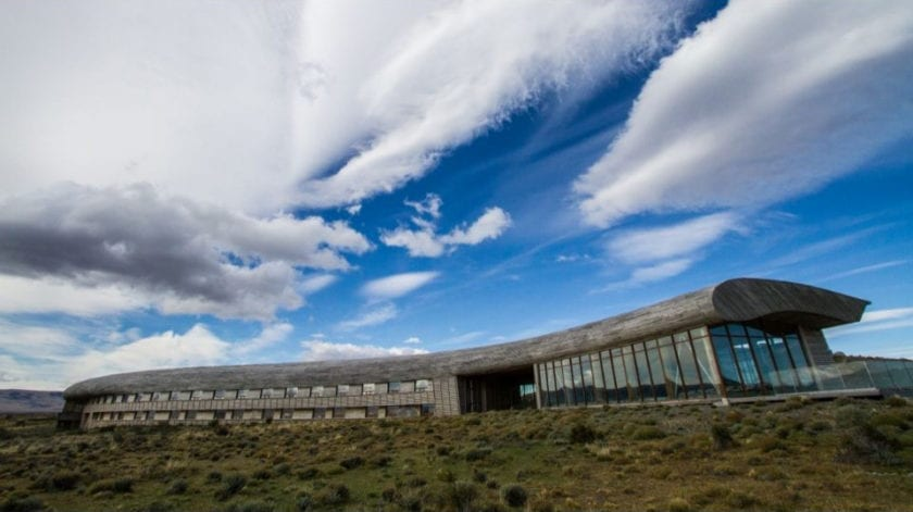 Hotel Tierra Patagonia by Eric Goy