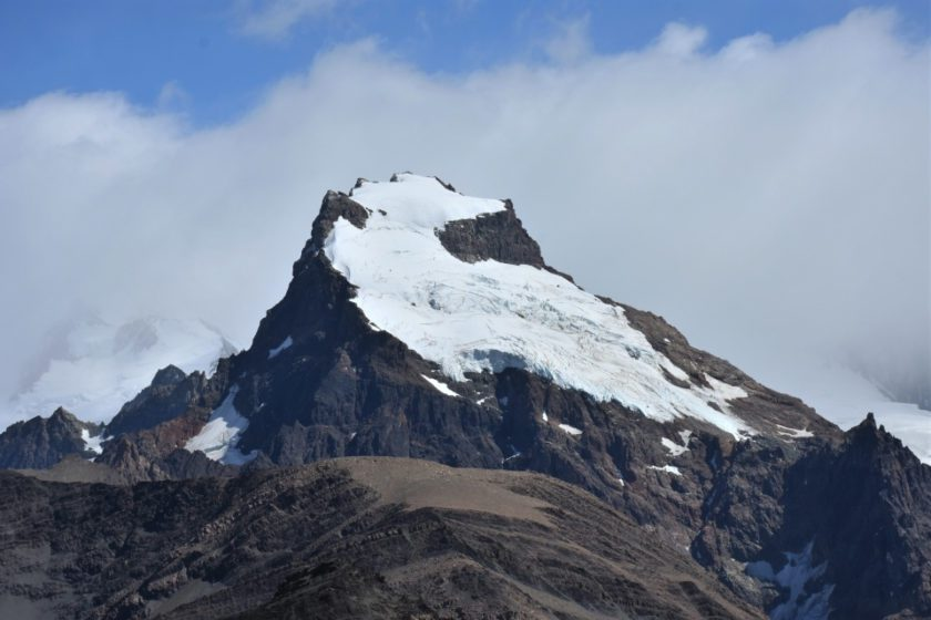 climbing cerro solo is one of things to do in Los Glaciares national park
