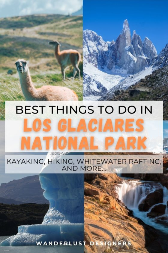 Los Glaciares National Park activities   Are you looking for the best things to do in Los Glaciares national park in Argentine Patagonia? Look no further! From the obvious visit Perito Moreno glacier, to the more obscure go ride a bike around Los Glaciares national park, we have collected some of the best things you can do in Los Glaciares.   #thingstodo #losglaciaresnationalpark #argentina #patagonia #travel #traveltips #unesco   Los Glaciares in Patagonia   Argentina national parks   things to do in Argentina   best of Patagonia   what to do in Patagonia   where to go in Patagonia